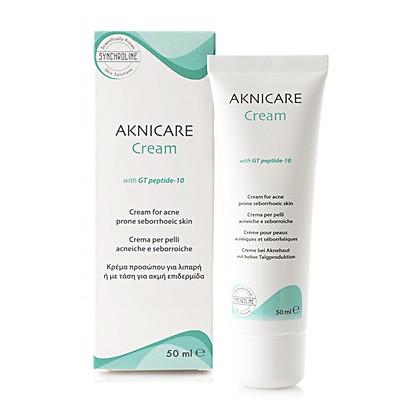 Kem hỗ trợ trị mụn dưỡng ẩm Aknicare Cream (50g)