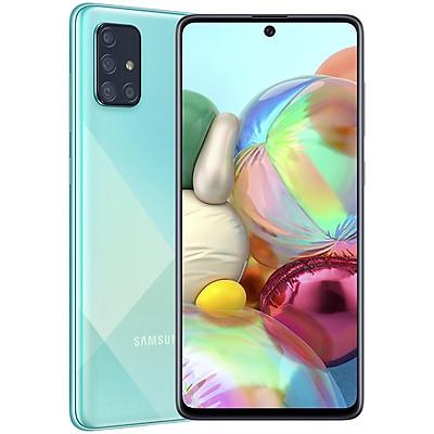 Điện Thoại Samsung Galaxy A71 (8GB/128GB) - Hàng Chính Hãng