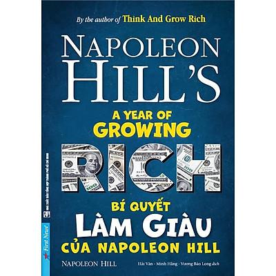 Sách - Bí quyết làm giàu của Napoleon Hill - FirstNews