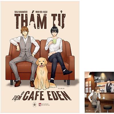 Thám Tử Ở Tiệm Cafe Eden