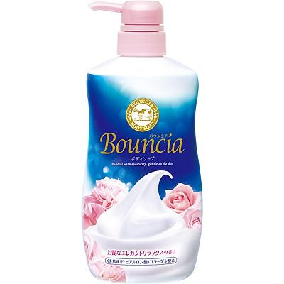 Sữa tắm BOUNCIA body soap relax ( màu hồng)
