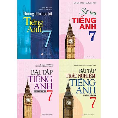 Combo Bài Tập Tiếng Anh 7 Không Đáp Án - Mai Lan Hương