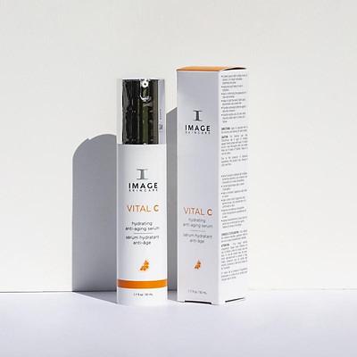 Serum Dưỡng Ẩm Image Skincare Vital C Hydrating Anti Aging Serum (50ml)