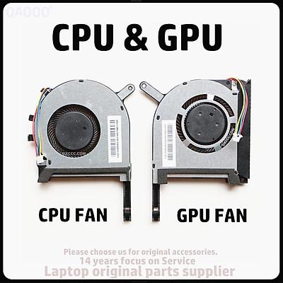 Quạt Tản Nhiệt Cho Laptop Asus Tuf A15 Fa506 A17 Fa706