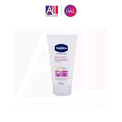Kem dưỡng tay Vaseline Intensive Care Mature Skin Rejuvenation Hand Cream - 75ml