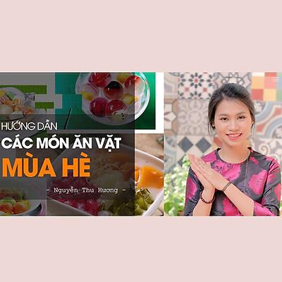 Unica - Khóa Học Tự Làm Các Món Ăn Vặt Mùa Hè Ngay Tại Nhà