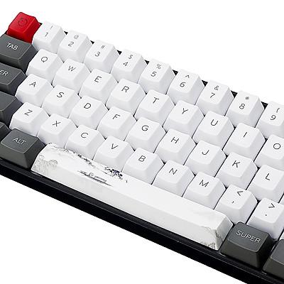 Boating trip PBT Space Bar Keycap 6.25u Keycap for Mechanical Keyboard