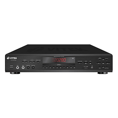 Đầu DVD Karaoke Vitek VK400HDMI (6 Số) - Hàng Chính Hãng