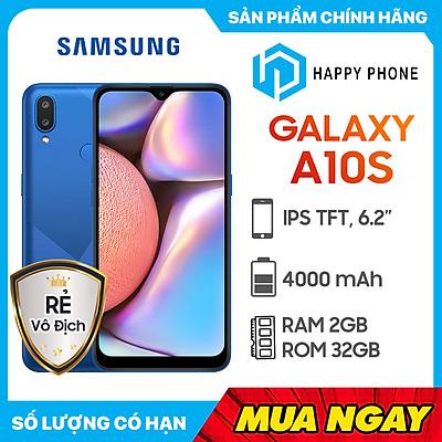 Điện Thoại Samsung Galaxy A10s (2GB/32GB) - Hàng Chính Hãng - xanh dương - ĐÃ KÍCH HOẠT BẢO HÀNH ĐIỆN TỬ