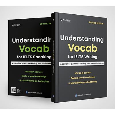 Understanding Vocab for IELTS 2nd Edition - Từ và cụm từ cho 18 chủ đề trong bài thi IELTS phiên bản nâng cấp