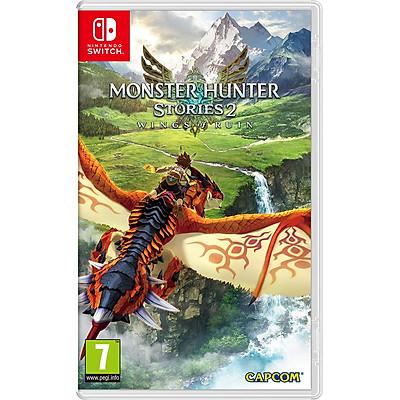 Đĩa Game Monster Hunter Stories 2: Wings of Ruin Cho Máy Nintendo Switch - Hàng Nhập Khẩu