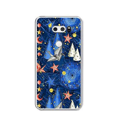 Ốp lưng dẻo cho điện thoại LG V30 - 0358 TIMES - Hàng Chính Hãng