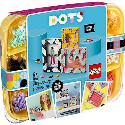 Đồ chơi lắp ráp LEGO DOTS Khung ảnh lắp ghép sáng tạo 41914