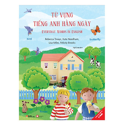 Level 4: Từ Vựng Tiếng Anh Hằng Ngày - Everyday Words In English