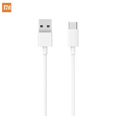 Cáp Micro USB-C chính hãng Xiaomi, cáp 1m, phiên bản toàn cầu của sạc nhanh điện thoại USB Cáp dữ liệu Xiaomi, truyền dữ liệu tốc độ cao và sạc cáp dữ liệu hai mặt, thích hợp cho điện thoại thông minh Xiaomi POCO
