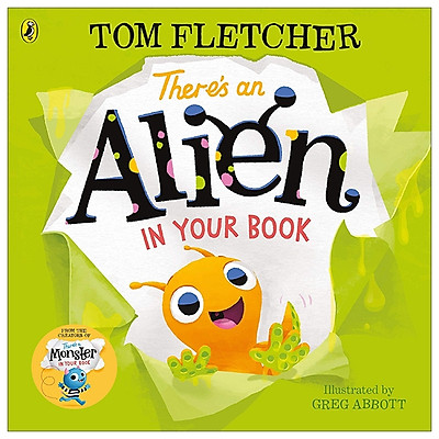 There's An Alien In Your Book (Who's In Your Book?)