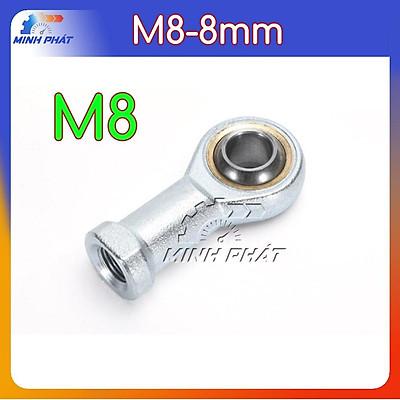 Vòng ổ bi khớp cầu nối trục đảo mắt trâu M8 SI 8 T/K