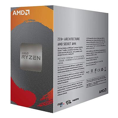 Bộ Vi Xử Lý CPU AMD Ryzen Processors 3 3200G - Hàng Chính Hãng