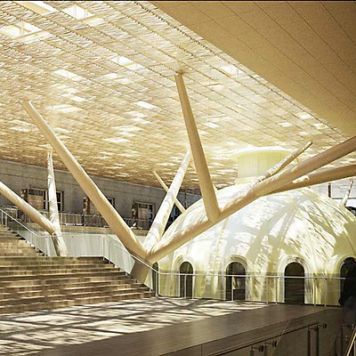 Vé Phòng Trưng Bày National Gallery Singapore