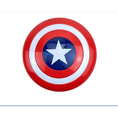 Khiên Captain America đội trưởng Mỹ có nhạc đèn