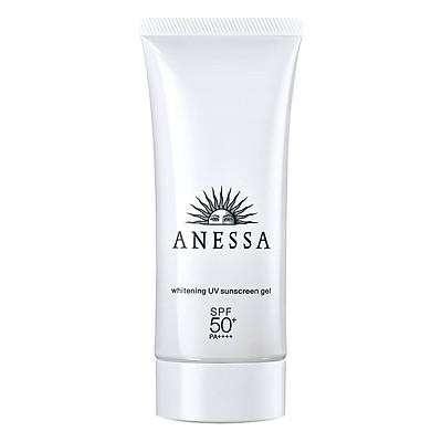 Kem chống nắng dưỡng trắng Anessa Whitening UV Sunscreen Gel Spf 50+ Pa++++ (90g)