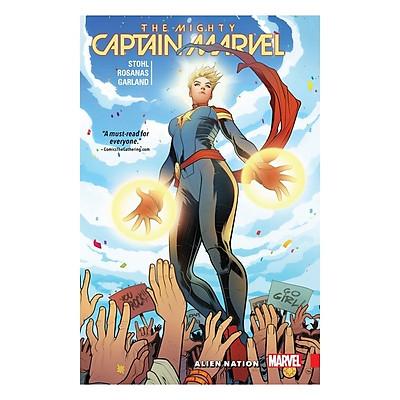 Marvel Comics: The Mighty Captain Marvel Vol. 1