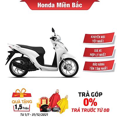 Xe máy Honda Vision 2021 - Phiên bản tiêu chuẩn