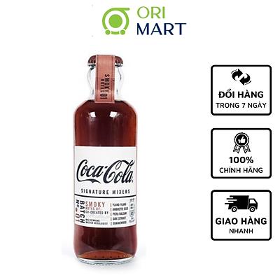 Coca Cola SIG MIXERS SMOKY 200ml - Coca Cola Sig Mixers Vị Khói 200ml