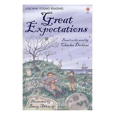 Usborne Young Reading Series Three: Great Expectations