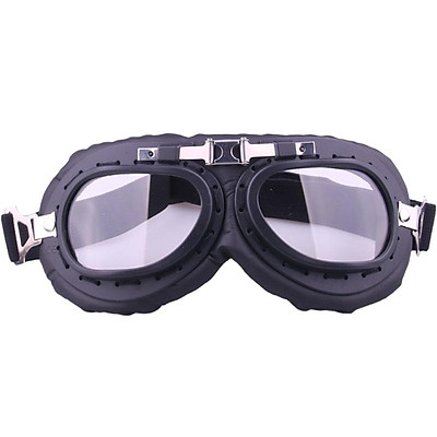 Practical Motorcycle Goggles Retro Style Goggles Anti-wind Anti-sand Glasses