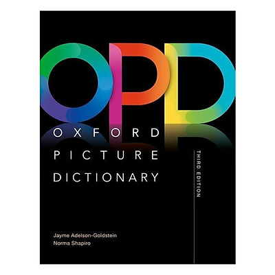 Oxford Picture Dictionary Third Edition English/Spanish Dictionary