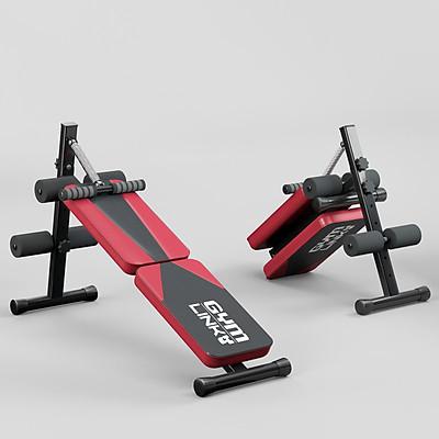Ghế tập bụng đa năng gấp gọn Gymlink Pro-888