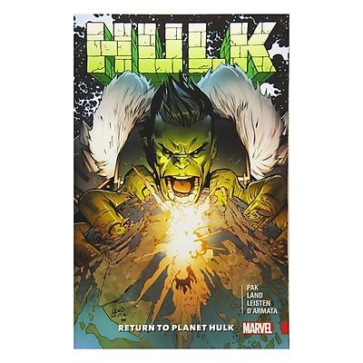 Marvel Comics: Return To Planet Hulk