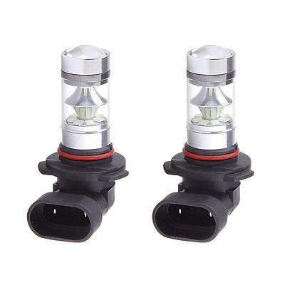 2x 9006 HB4 White 2323 20-SMD LED 6000K Headlight DRL Fog Lights Bulbs Lamps