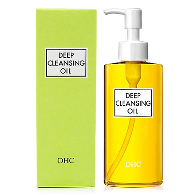 Dầu Tẩy Trang Olive DHC Deep Cleansing Oil (L) (200ml)