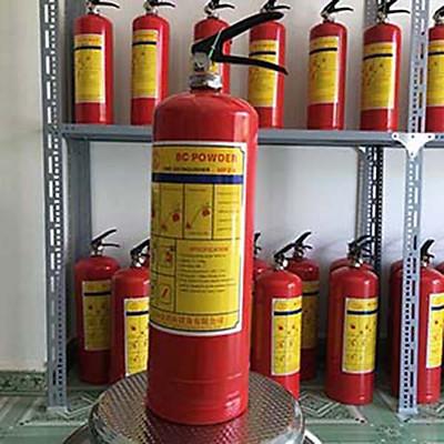 Bình chữa cháy bột BC MFZ4-4Kg