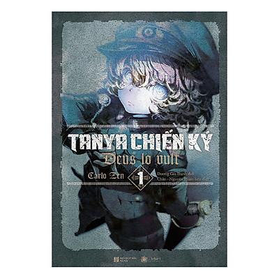 TANYA Chiến Ký - Tập 1 (Tặng Kèm Bookmark)