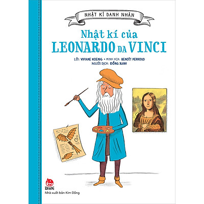 Nhật Kí Danh Nhân: Nhật Kí Của Leonardo Da Vinci