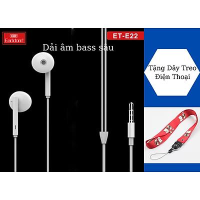 Tai Nghe jack 3.5mm Có Dây âm thanh rất hay cho Xiaomi, OPPO, Sony, Huawei, Samsung, Realme, Vsmart, LG, Vivo, Iphone - Hàng Chính Hãng