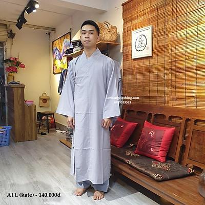 Áo tràng Liên Hoa Đài Loan - áo choàng dành cho phật tử cư sĩ hành lễ nhập khẩu