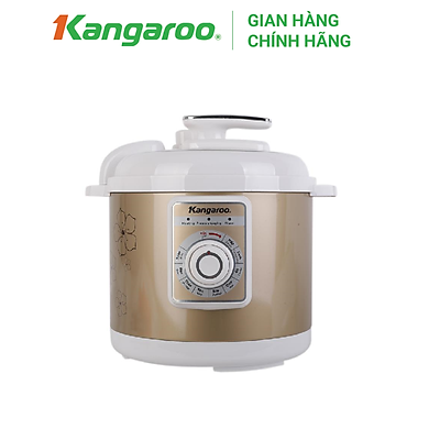 Nồi Áp Suất Điện Kangaroo KG137 - Hàng chính hãng