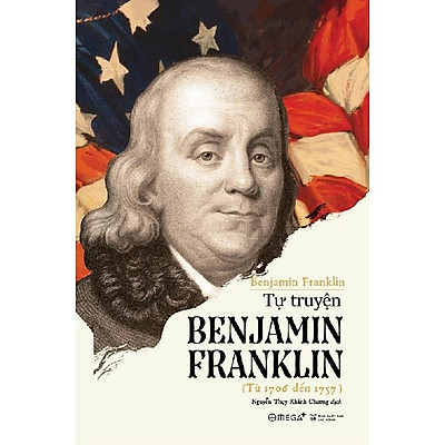 Sách - Tự truyện Benjamin Franklin