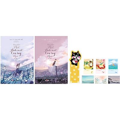 Combo Trọn Bộ 2 Tập: Uống Nhầm Một Ánh Mắt, Cơn Say Theo Cả Đời (Tặng Kèm: 01 Bookmark Chó Husky + 06 Postcard/Mỗi Tập 03 Postcard)