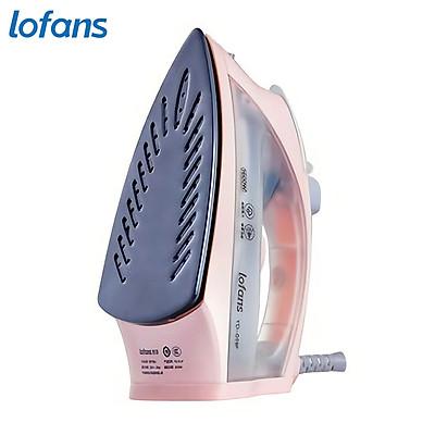 Lofans Steam Iron 1600W Handheld Garment Steamer w/Stepless Temperature Adjustment/Steam Control/360° Swivel