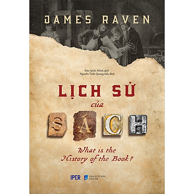 Lịch Sử Của Sách (What Is The History of The Book ?)