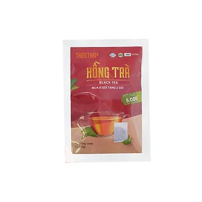 Hồng trà túi lọc 30g (3g x 10 gói) 100% trà tươi, giảm cân, làm nguyên liệu trà sữa trân châu đường đen, trà sữa tự pha, trà chanh, hồng trà trân châu, trà đào, trà chanh