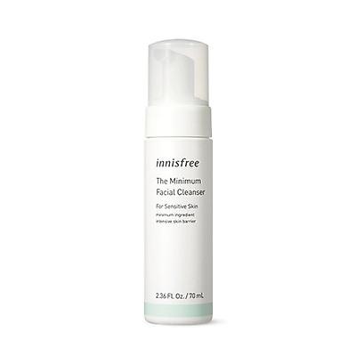 Sữa Rửa Mặt Innisfree The Minimum Facial Cleanser 70ml