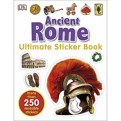 Ultimate Sticker Book Ancient Rome