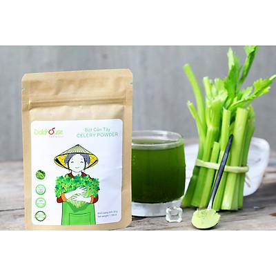 Bột Cần Tây Dalahouse - Công Nghệ Sấy Lạnh Nhật Giữ 90% Dinh Dưỡng Rau Tươi Theo Tiêu Chuẩn FDA Hoa Kỳ- 100% Fresh Natural Celery Powder (NPP Anni)