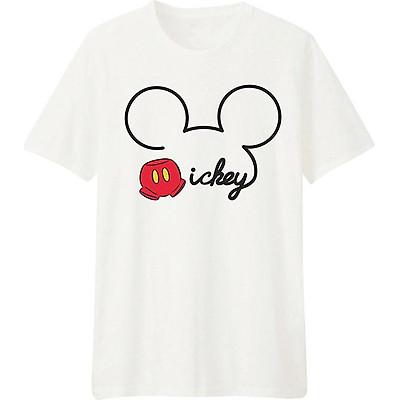 Áo T-shirt Unisex Dotilo M-ICKEY - HT195